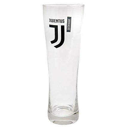 Juventus Slim Pint Glass