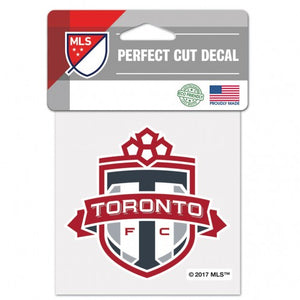 Toronto FC Crest Car Decal - Licensed