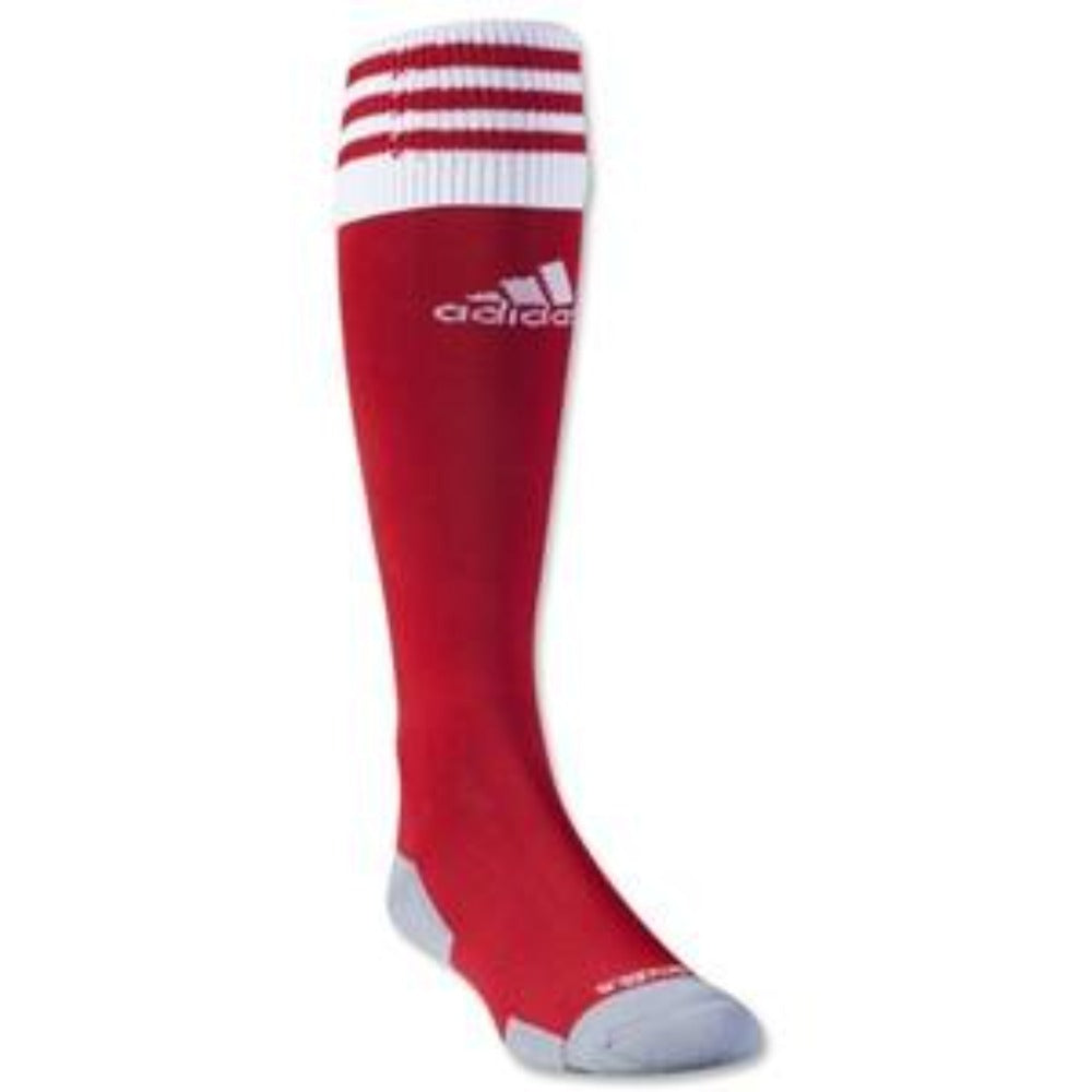 Copa Zone Cushion II Sock - Red/White