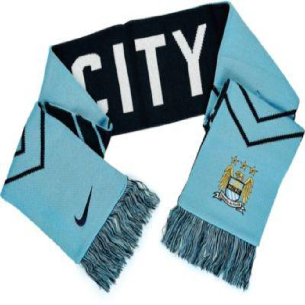 Manchester City Supporters Scarf 2014/2015