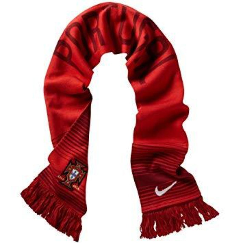Portugal Supporters Scarf - Red