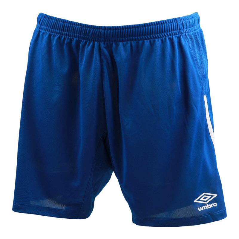 Pitch Short - Royal/White