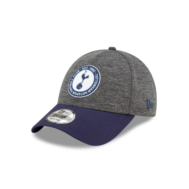 Tottenham Hat - Grey Heather - New Era/9Forty