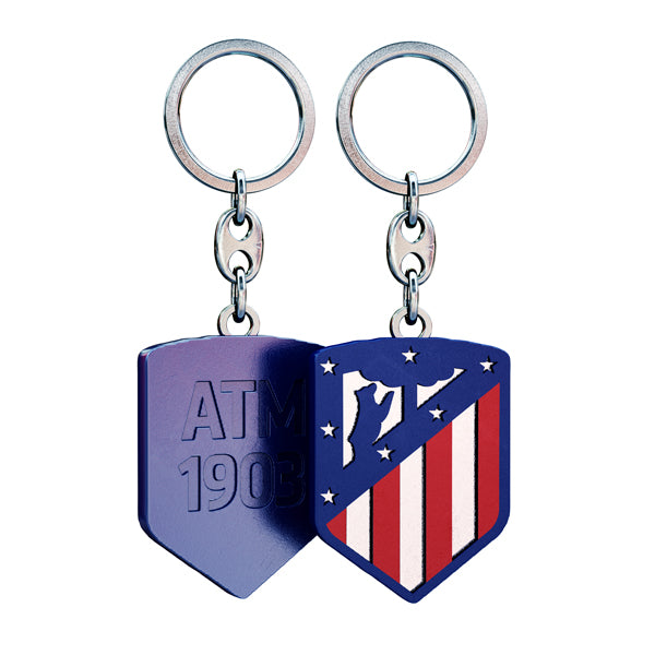 Atletico Madrid Keychain