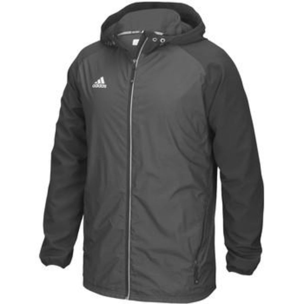 Modern Varsity Women's Full Zip Jacket - Onix
