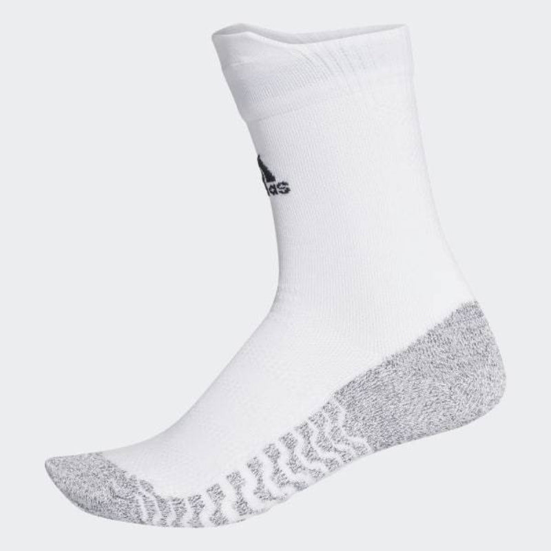 Traxion Ultralight Crew Sock - White
