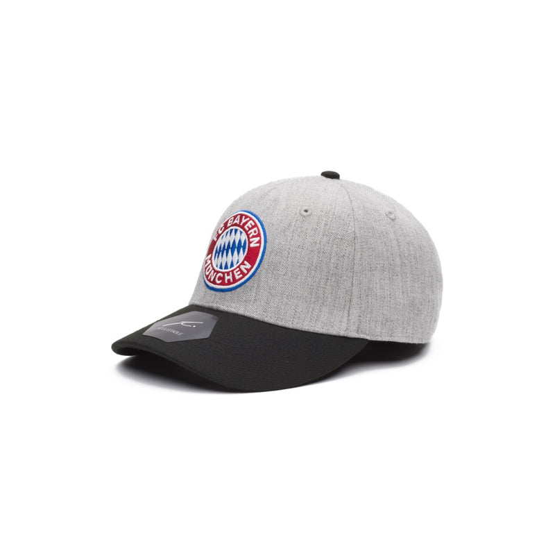 Bayern Munich Hat - Grey