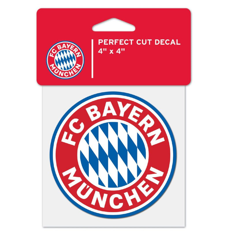 Bayern Munchen Crest Car Decal - Licensed