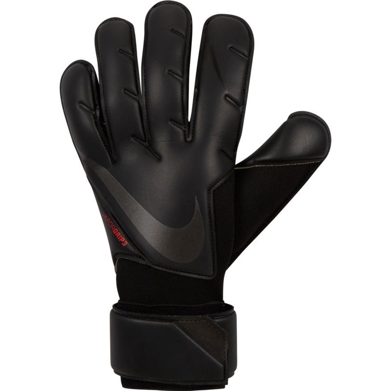 Nike Goalkeeper Vapor Grip3 - Black/Black/Chile Red