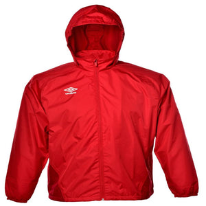 Deluge Rain Jacket - Vermillion/Jester Red