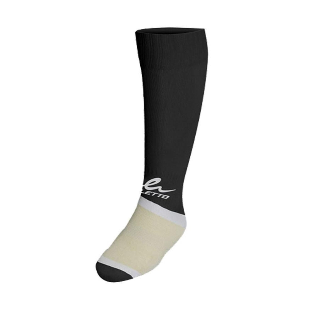 Main Sock - Black/White