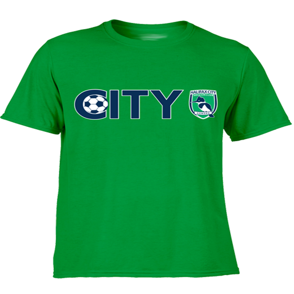 HCSC CITY Dri-Fit Short Sleeve Training Shirt - City Green