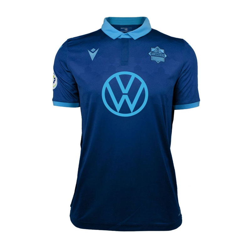 HFX Wanderers FC Youth Home Replica Jersey - Harbour Blue/Aqua Ocean