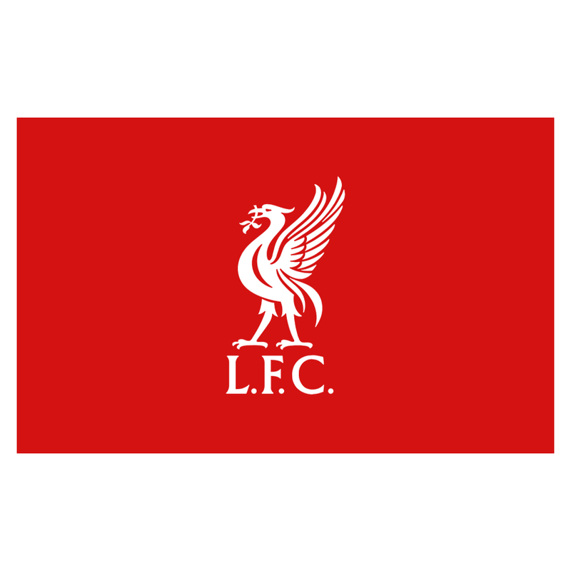 Liverpool Core Crest Flag
