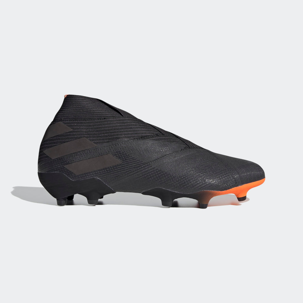 Nemeziz 19+ FG - Core Black / Signal Orange