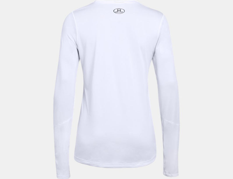 Women's Locker Tee LS 2.0 - White