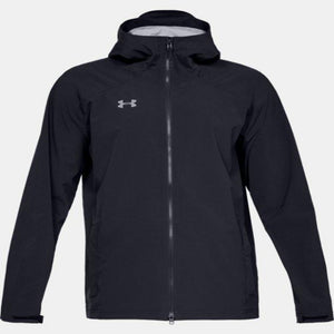 Men's Storm Rain Jacket - Black