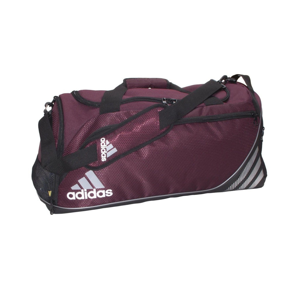 Team Speed Duffel Bag - Light Maroon/Black