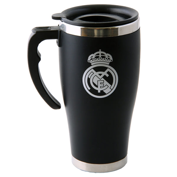 Real Madrid - Executive Travel Mug (600ML)
