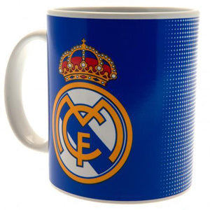 Real Madrid - HALFTONE MUG (11 OZ)