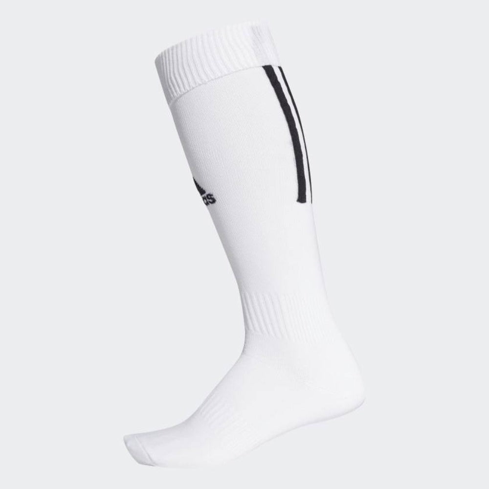 Santos Sock 18 - White/Black