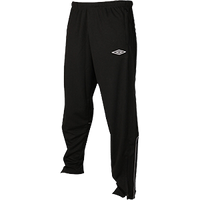 Sprint Training Pants - Black/White - YOUTH SMALL ONLY