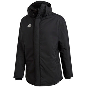 Stadium 18 Parka - Black