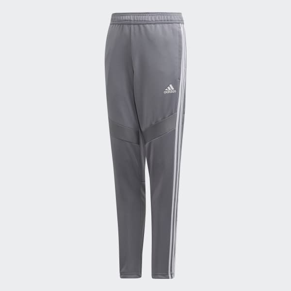 Tiro 19 Training Pants - Grey/White