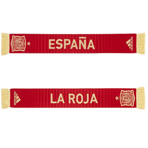 Spain Home Scarf - Victory Red/University Red/Metallic Gold