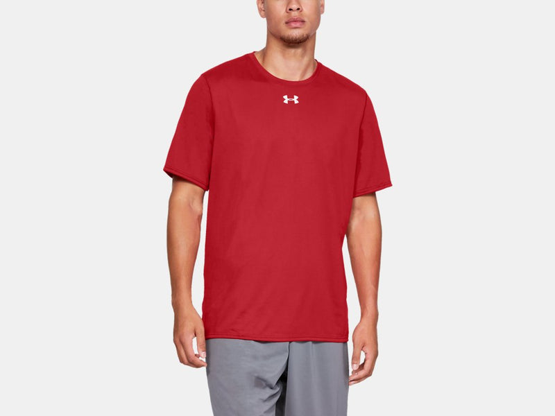 M's Locker Tee 2.0 SS - Red