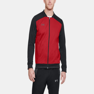 Challenger II Track Jkt - Black/Red