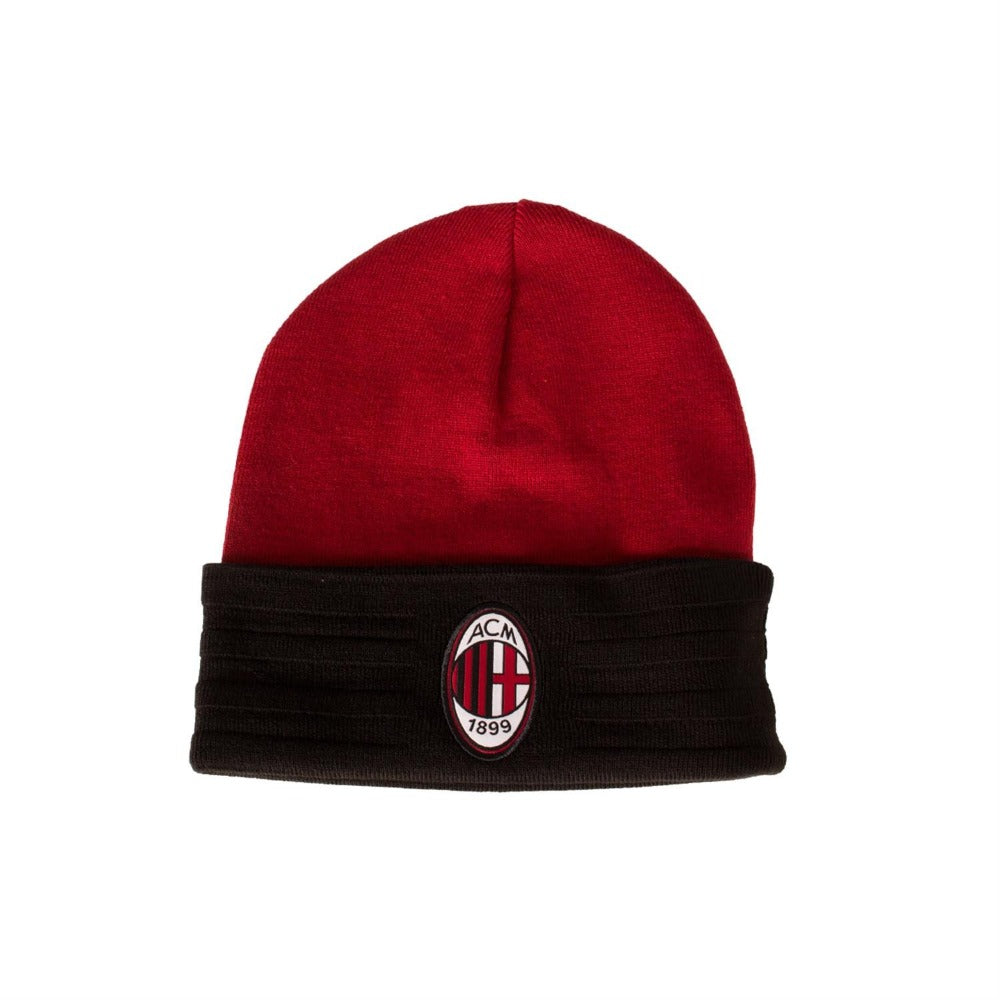 AC Milan 3 Stripe Woolie 2015/2016 - Red/Black