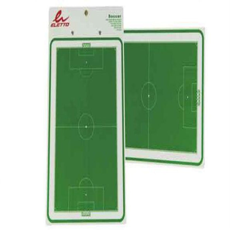 Coach Clipboard - Green/White
