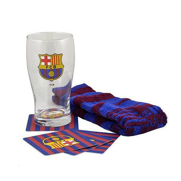 Barcelona FC Mini Bar Set