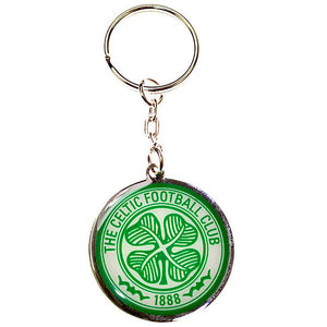 Celtic FC Club Crest Keychain - Licensed