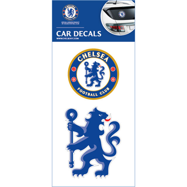 Chelsea 2pack Car Decal - Licensed