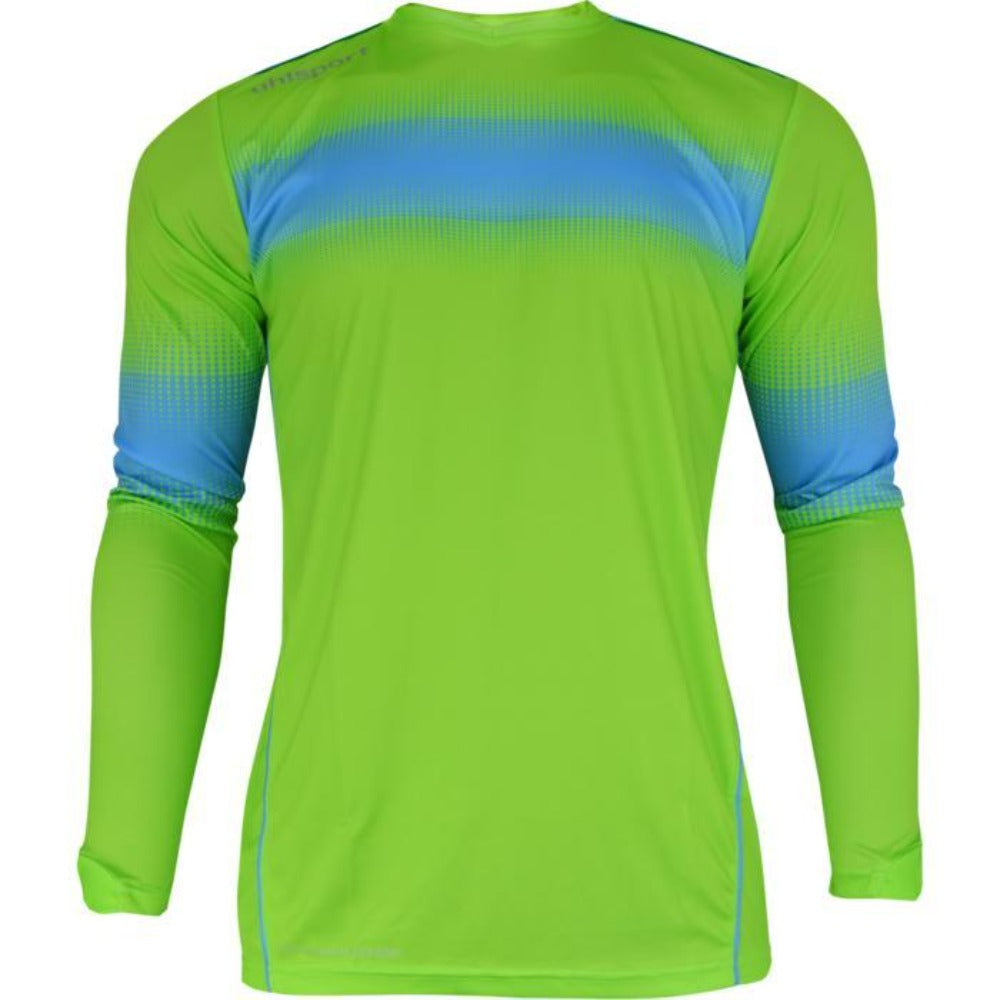 Eliminator GK Shirt - Power Green/ Energy Blue