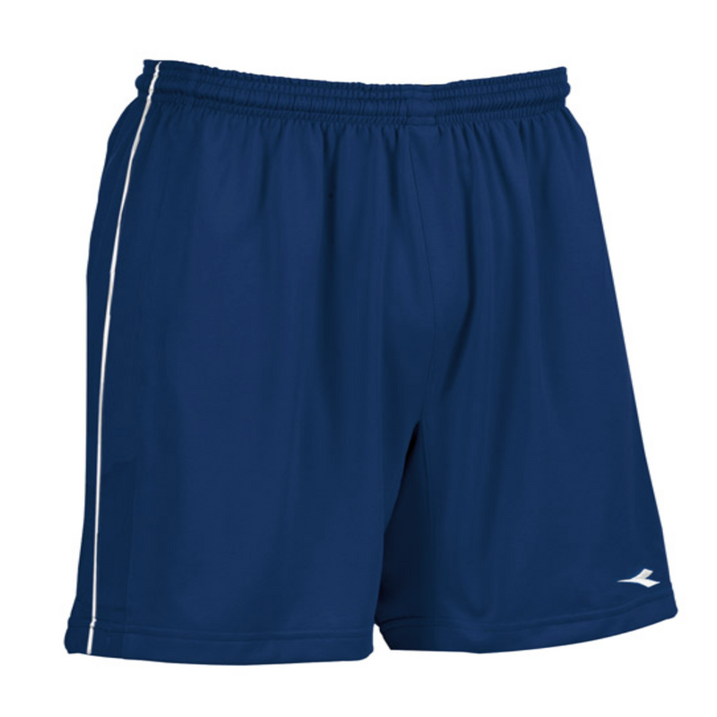 Ermano Short - Dark Navy/White