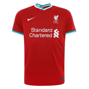 Liverpool FC 2020/21 Stadium Home - White/Red