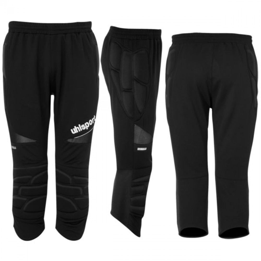 Anatomic Goalkeeper Long Shorts - Black