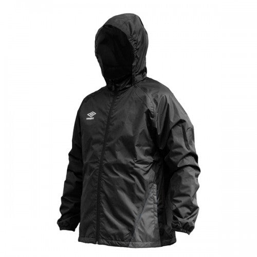 Deluge Rain Jacket - Black/Carbon