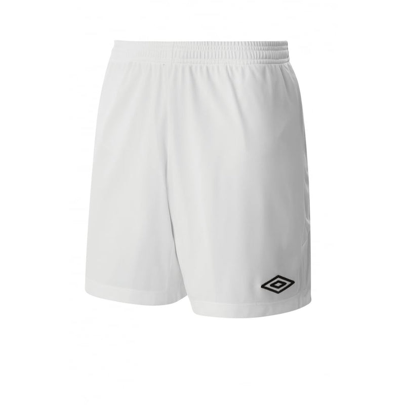 Squad Short - White/Black