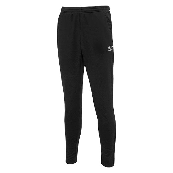 Elite Tapered Training Pants - Black/White