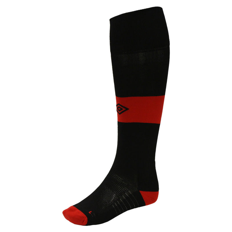 Best Sock - Black/Red