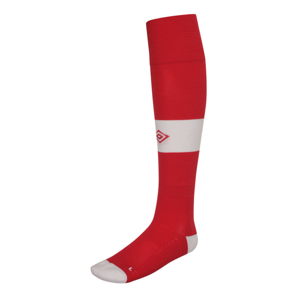 Best Sock - Red/White