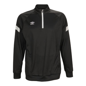 Dash 1/2 Zip Jacket - Black/White