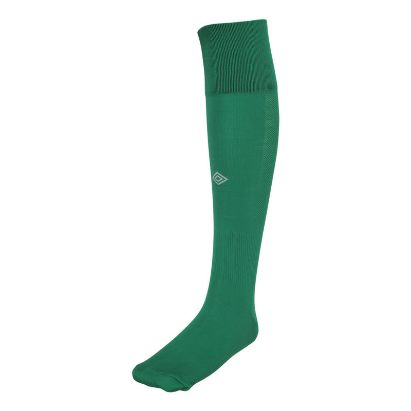 Player Sock - Emerald/White
