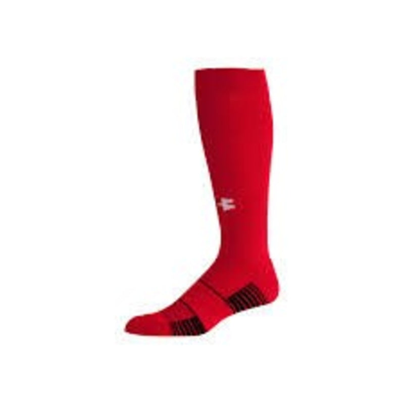 UA Performance Sock - Red
