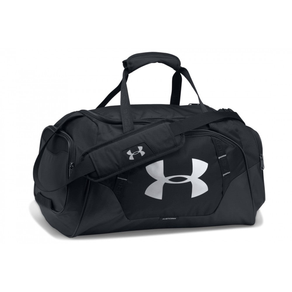 Undeniable Duffle Bag 4.0 - Black/Black/Silver