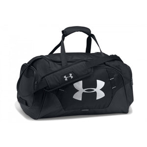 Undeniable Duffle Bag 3.0 - Black/Black/Silver